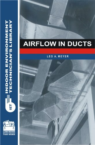 9780880690188: Airflow in Ducts (Indoor Environment Technicians Library)