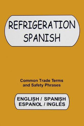 9780880690454: Refrigeration