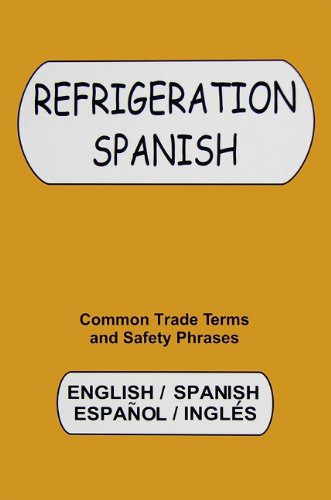 Refrigeration (Spanish Edition) (0880690453) by Leo A. Meyer
