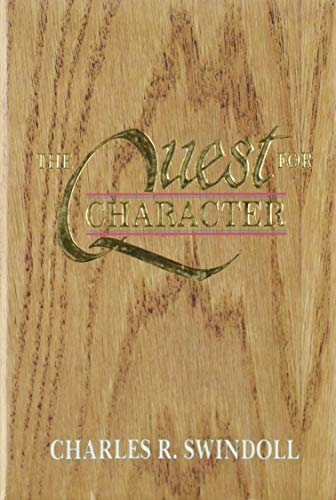 9780880702003: The Quest for Character