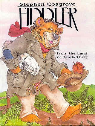 9780880702119: Fiddler: From the Land of Barely There