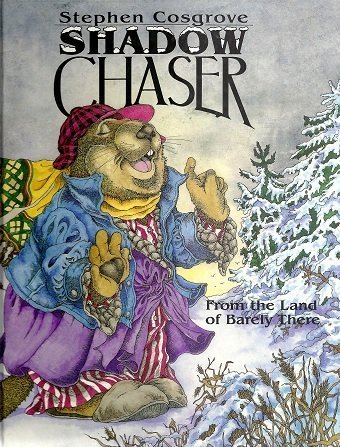 9780880702201: Shadow Chaser: From the Land of the Barely There