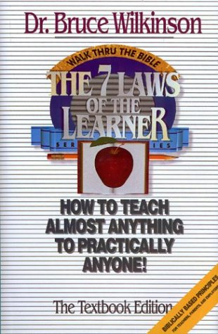 9780880704649: The Seven Laws of the Learner: How to Teach Almost Anything to Practically Anyone
