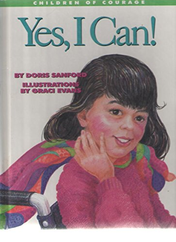 9780880705103: Yes I Can: Challenging Cerebral Palsy (Children of Courge)