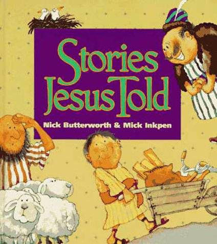 9780880706339: Stories Jesus Told
