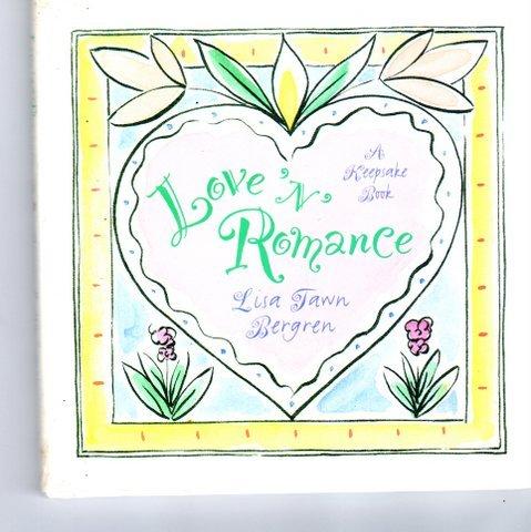 9780880707114: Love 'n' Romance: A Keepsake Book