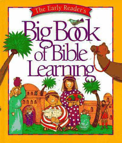 9780880707749: Early Reader's Big Book of Bible Reading