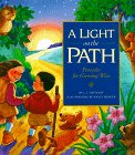 A Light on the Path: Proverbs for Growing Wise (Gold 'n' Honey Books): Sattgast, L.J.