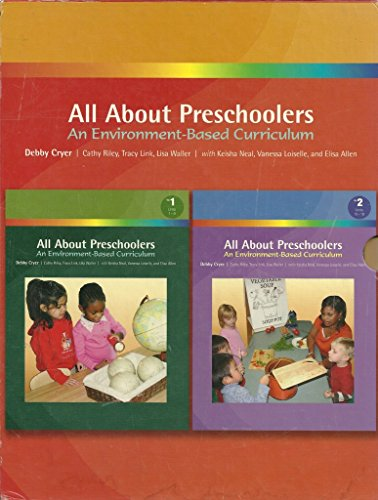 9780880763332: All About Preschoolers - An Environment-Based Curriculum