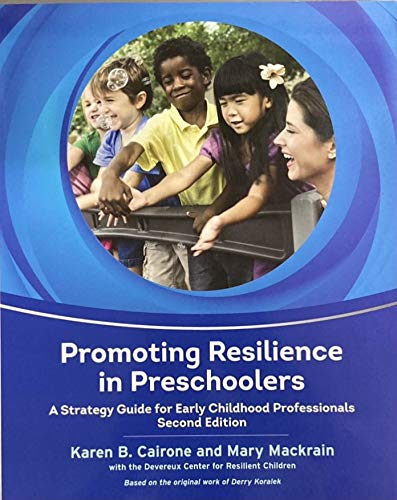 9780880767514: Promoting Resilience in Preschoolers A Strategy Guide for Early Childhood Professionals