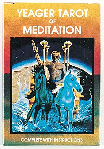 9780880790062: Yeager Tarot of Meditation Deck