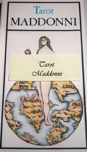 9780880790086: Maddonni Tarot Deck
