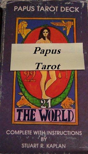 9780880790116: Papus Tarot
