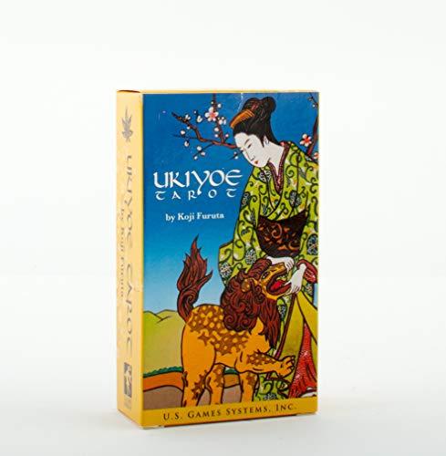 9780880790147: Ukiyoe Tarot Deck