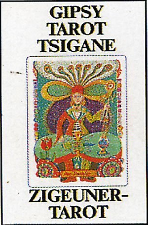 9780880790154: Gipsy Tarot Deck