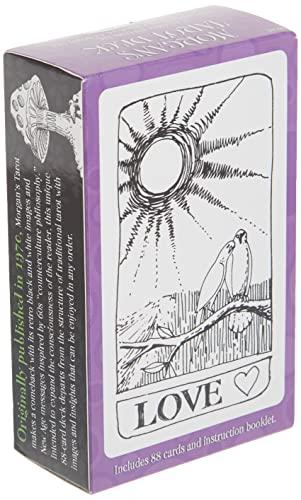 9780880790284: Morgan's Tarot
