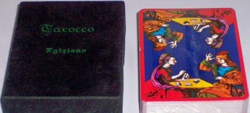 9780880790291: Tarocco Egiziano Tarot Deck