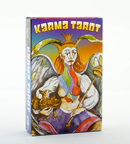 9780880790307: Karma Tarot
