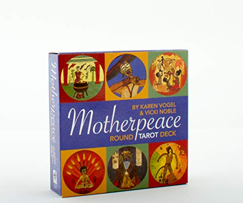 9780880790635: The Motherpeace Round Tarot Deck: 78-Card Deck