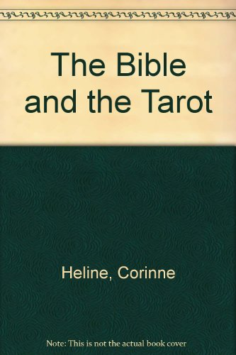 9780880790734: The Bible and the Tarot