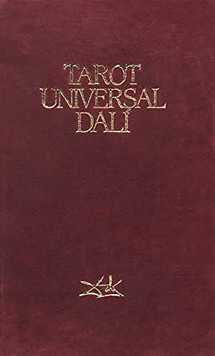 9780880790901: Dali Universal Tarot Deck