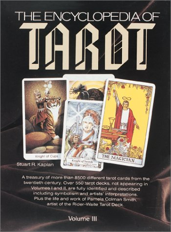 9780880791229: The Encyclopedia of Tarot, Volume III: Vol 3