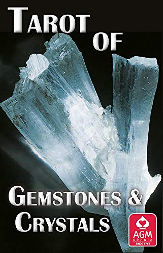 9780880791274: The Tarot of Gemstones and Crystals: 78-Card Deck