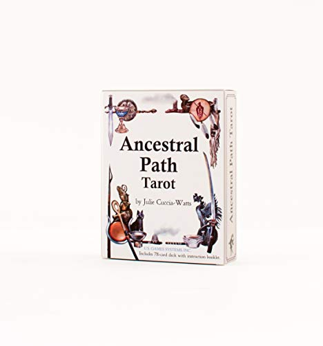 9780880791410: Ancestral Path Tarot: 78-Card Deck