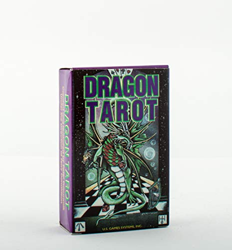 9780880791489: Dragon Tarot Deck: 78-Card Deck