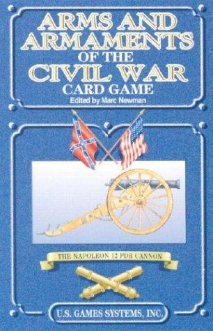 9780880791809: Arms and Armaments of the Civil War Card Game (Civil War Series)