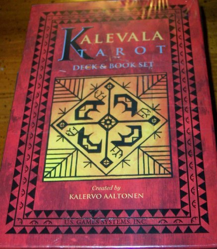 Kalevala Tarot: Aaltonen, Kalervo
