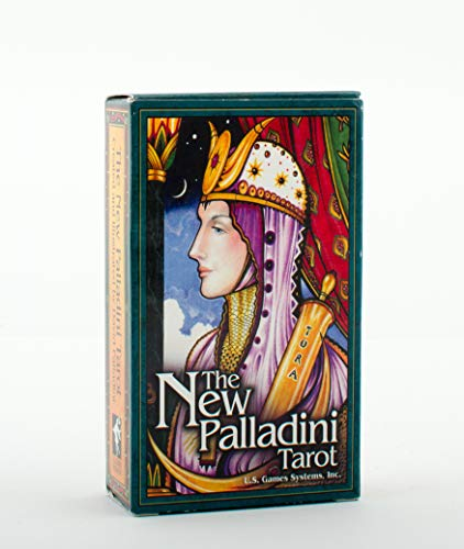 9780880791892: The New Palladini Tarot: 78-Card Deck