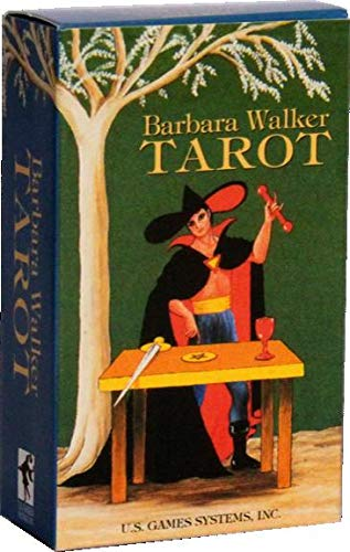 9780880792929: Barbara Walker Tarot: 78-Card Deck