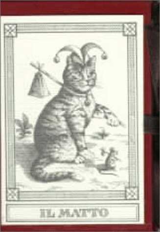 9780880792974: Gatti Originali (Feline) Tarot Deck: 22 Major Arcana Cards (Feline Deck)