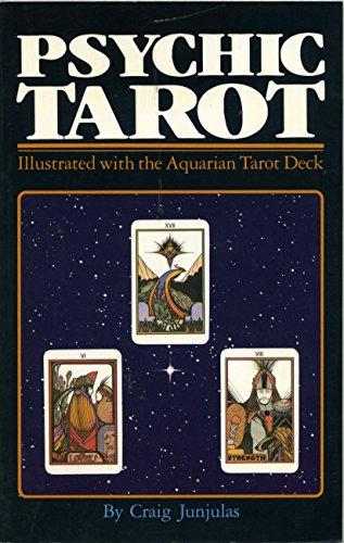 Psychic Tarot Book: Craig Junjulas