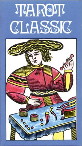 9780880793131: Tarot Classic Deck French