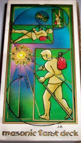 9780880793230: Masonic Tarot Deck/4120