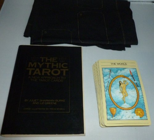 9780880793711: The Mythic Tarot Deck and Book Set