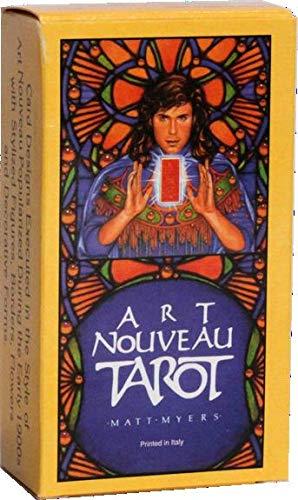 9780880793759: Art Nouveau Tarot (Tarot Cards/Ar78)