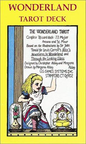 Wonderland Tarot Deck: 78-Card Deck: U.S. Games Systems