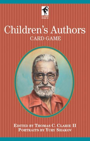 9780880793889: Children's Authors Card Game