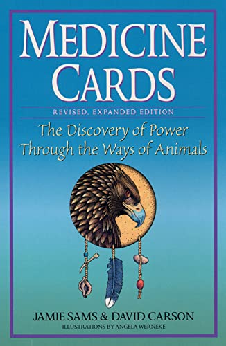 9780880793940: Medicine Cards: The Discovery of Power Through the Ways of Animals