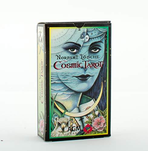 Cosmic Tarot Deck (78 Tarot Cards/Cs78): Norbert Losche