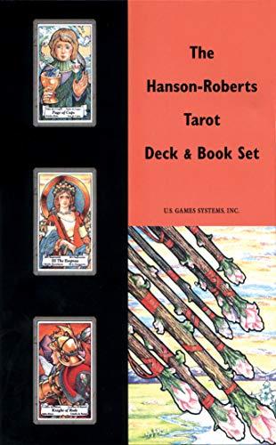 9780880794152: The Hanson-Roberts/Tarot Cards and Book