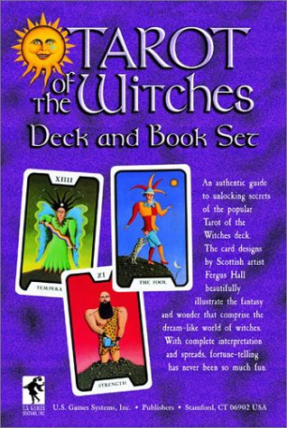 9780880794183: Tarot of the Witches Deck [With Book]