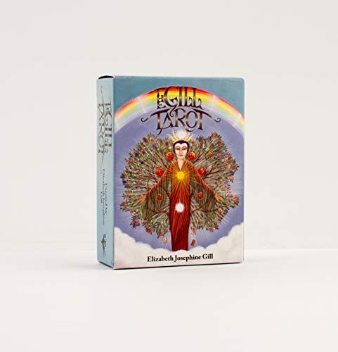 9780880794497: The Gill Tarot Deck: 78-Card Deck