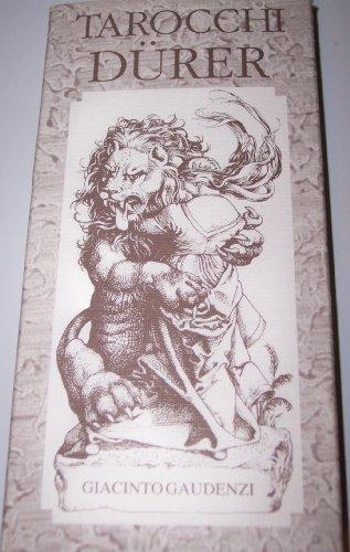 9780880794589: Tarocchi Durer 22 Major Arcana Cards