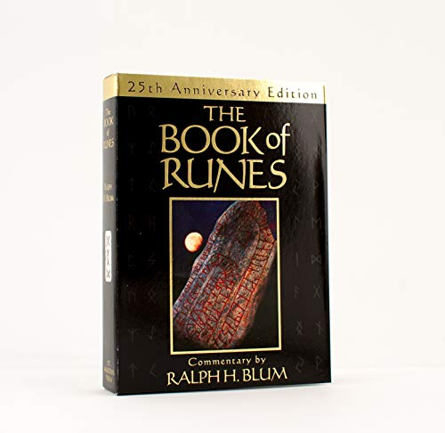 9780880795036: The New Book of Runes Set