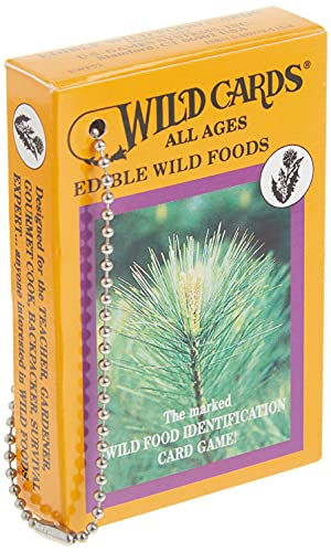 Wild Cards: Edible Wild Foods (All Ages) (9780880795159) by Linda Runyon