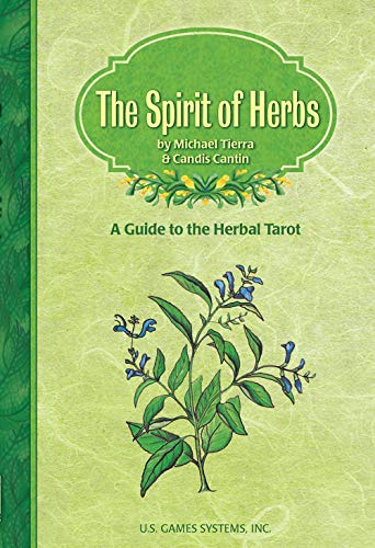 9780880795258: The Spirit of Herbs: A Guide to the Herbal Tarot